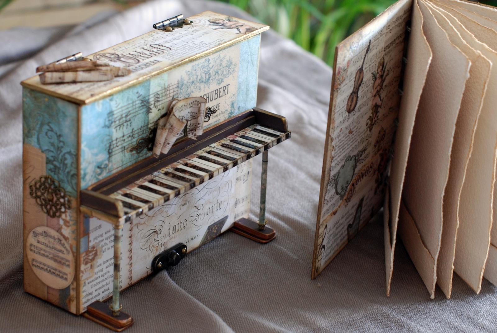 Album Piano Alagaina