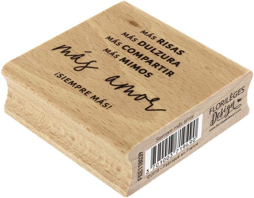 sellos madera